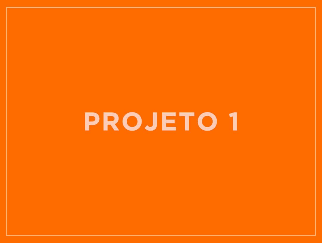 Projeto 1